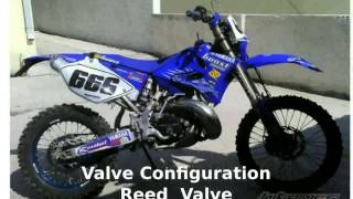 2. 2007 Yamaha YZ 250 Features and Specification