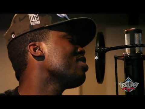 Meek Mill 'Kendrick You Next' In-Studio with DJ Enuff
