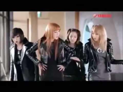 2NE1 CF  Compilation #3 (видео)
