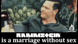 Richard talks about his first live performance ever, the first live performance with Rammstein and about when the pyrotechnic ...