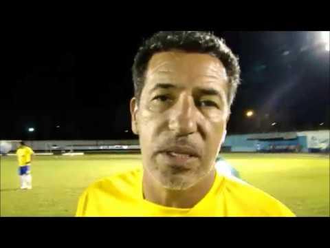 SELEÇÃO BRASILEIRA MASTERS DE FUTEBOL  EM ROLÂNDIA - 08/12/11 - 2º VÍDEO -  By  FARINA