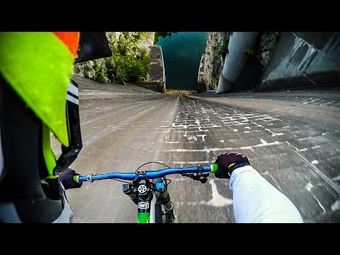 GoPro: Best Line Bike Contest Returns (видео)