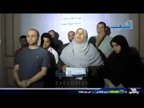 """كلمة نارية لـ """"التحالف الثوري لنساء مصر"""" بشأن انتهاكات العسكر"""