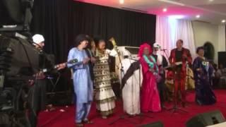 Le Groupe AFOUS AFOUS de Kader au Sommet France-Afrique