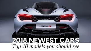 Top 10 NEW Cars Coming in 2017-2018: Record Speeds and Price Tags