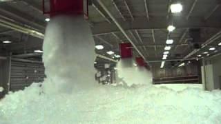 Really Cool Foam Test