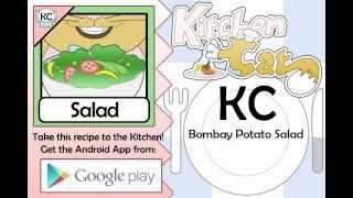 KC Bombay Potato Salad YouTube video