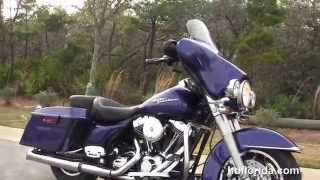 5. Used 2006 Harley Davidson Street Glide Motorcycles for sale