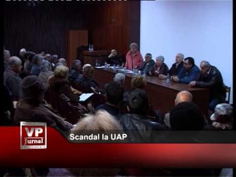 Scandal la UAP