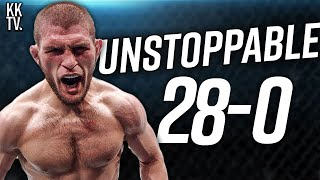 Video 5 Times Khabib Nurmagomedov Went Into SAVAGE MODE! MP3, 3GP, MP4, WEBM, AVI, FLV September 2019