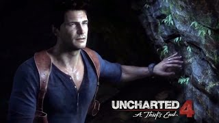PS4 - UNCHARTED 4 Gameplay Teaser, Playstation Game, Playstation, video game