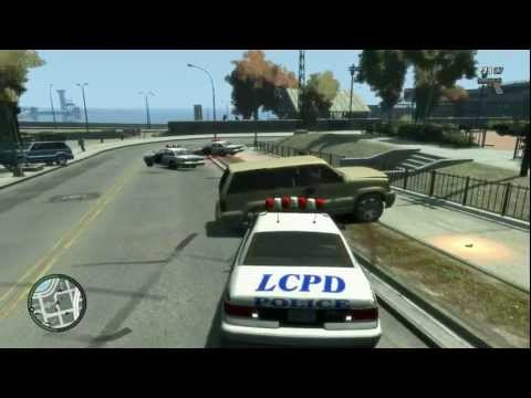 Let´s Play Together Grand Theft Auto IV #4 [German] [HD]