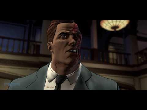 Batman episode 4 Batman vs Two face