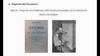Umh1723 2012-13 Lec02a Clasificación De Las Corrientes Eléctricas Utilizadas En Fisioterapia