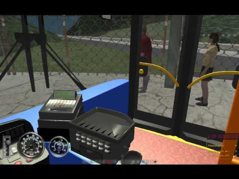 City Bus Simulator 2010 - Design-X3 Evo Midi