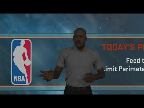 NBA 2K15 PS4 My Career – Coaching 101!