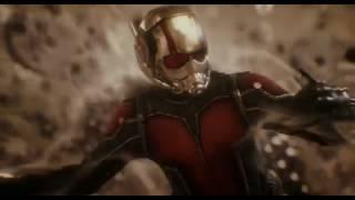 Ant-man te harás sub átomico !!