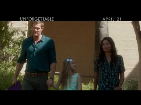 Unforgettable (TV Spot 'Never Let Go')