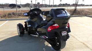 1. 006167   2014 Can Am Spyder RT LIMITED SE6 - Used motorcycles for sale