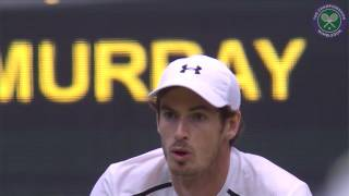 Wimbledon 2016, Mens Final, Andy Murray vs Milos Raonic
