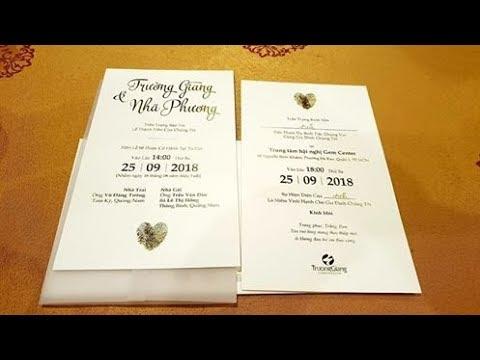 Đám cưới Trường Giang và Nhã Phương sẽ được truyền hình trực tiếp trên kênh Color Man - Thời lượng: 25 phút.