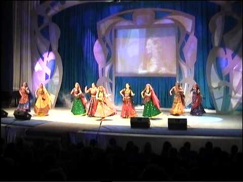 Dance No.19(Group-Tarang, Moscow) Holi Mela & 4 th All Russia Indian Dance Competition 2010