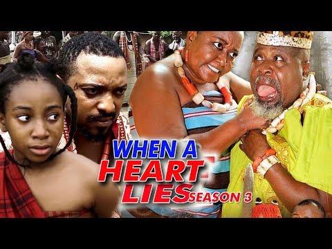 When A Heart lies Season 3 - 2018 Latest Nigerian Nollywood Movie Full HD