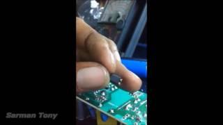 Charger laptop adalah Bagian Yang Tidak Terpisahkan dari Laptop itu Sendiri,kalau Charger Laptop Mengalami Kendala atau Kerusakan Maka Laptop otomatis tidak bisa di Gunakan Lagi (batre laptop dipakai dapat habis hanya 3 jam saja) jadi ada kalanya Charger mengalami kerusakan, Pada Video ini,charger mengalami kerusakan dengan gejala Tegangan out Charger tidak stabil (naik Turun Tegangannya),sehingga dapat menyebabkan laptop Mati Total.Terima kasih Sudah Menonton Video ini,jangan Lupa LIKE,SHARE dan SUBSCRIBE untuk Update Video tutorial berikutnya.