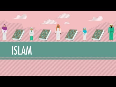 islam - In which John Green teaches you the history of Islam, including the revelation of the Qu'ran to Muhammad, the five pillars of Islam, how the Islamic empire g...