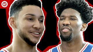 Bad Joke Telling | Philadelphia 76ers Edition