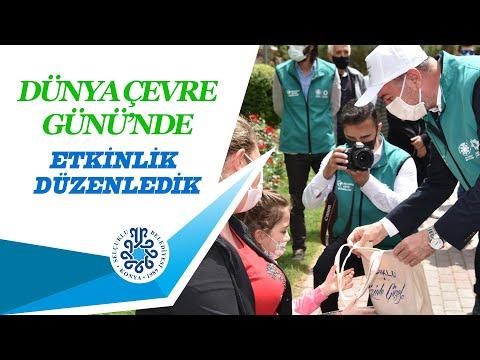 5 Haziran Dünya Çevre Günü'nde Nene Hatun Parkımızdaydık