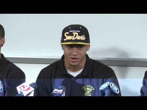 D.J. Foster Interview 3/31/2013 video.