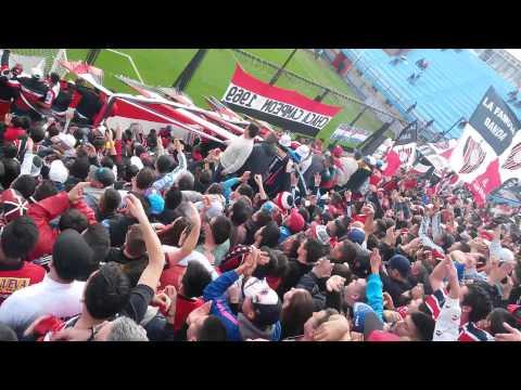 Hinchada de Chacarita vs Defensa y Justicia - La Famosa Banda de San Martin - Chacarita Juniors