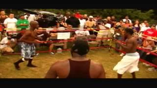 Bareknuckle MMA Fight In Perrine