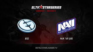 Evil Genuises vs Na`Vi.US, game 1