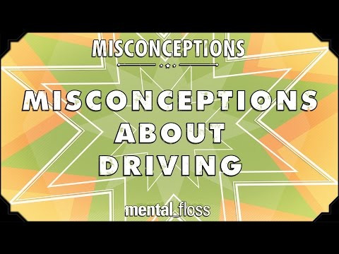 Misconceptions About Driving