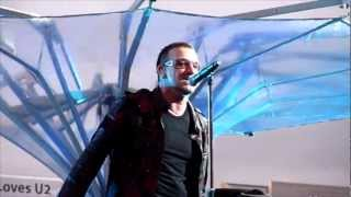 U2 New Year's Day (U2360° Tour Live From Dublin) [Multicam 720p by Mek Vox with Ground Up's Audio]