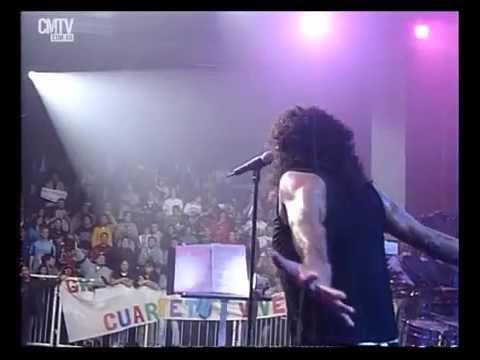La Mona Jiménez video Se fue - CM Vivo 2002