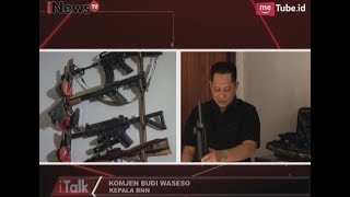 Video Sejak SD, Budi Waseso Sudah Belajar Menembak Part 02 - iTalk 03/09 MP3, 3GP, MP4, WEBM, AVI, FLV Maret 2019