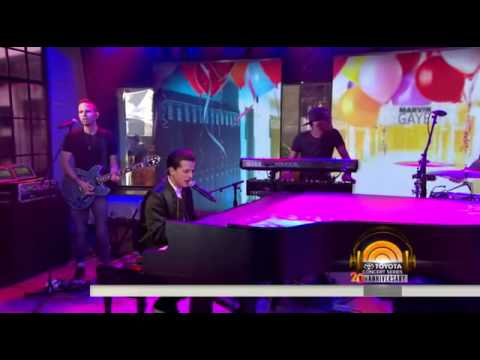 "Meghan Trainor & Charlie Puth - ""Marvin Gaye"" Live On Today Show"