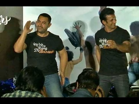 Nostalgic! Rang De Basanti Reunion | Watch Aamir Khan's Emotional Speech