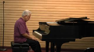 Music Pianist Karl Tricomi Performs Debussy