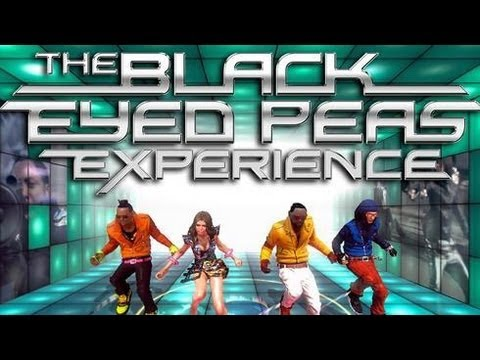 The Black Eyed Peas Experience – Official Kinect Gameplay Trailer