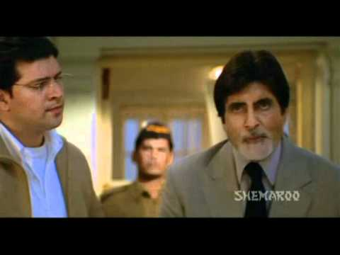 Amitabh Bachchan Top Scenes - Vijay Caught In His Own Web - Aankhen