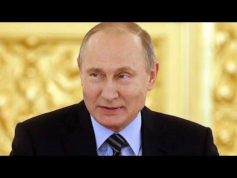 Μαζική στήριξη στην υποψηφιότητα Πούτιν