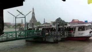 Rain In Bangkok