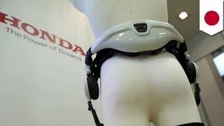 ホンダが歩行訓練ロボ、11月からリース販売