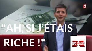 """Video Complément d'enquête. """"Ah, si j'étais riche !"""" - L'intégrale du 12 octobre 2017 (France 2) MP3, 3GP, MP4, WEBM, AVI, FLV Oktober 2017"""