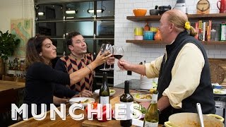 Moltissimo: Mario Cooks for Jimmy Fallon & Mary Guiliani by Munchies