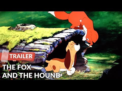 The Fox And The Hound 1981 Trailer | Disney
